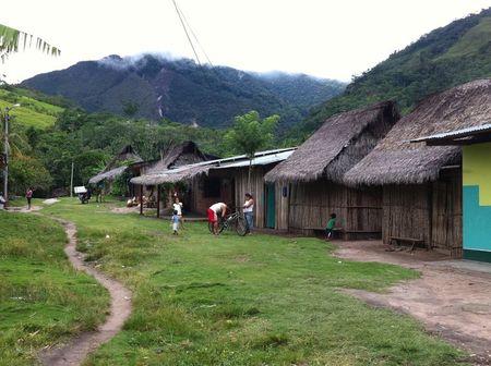 Peru Pastor's house