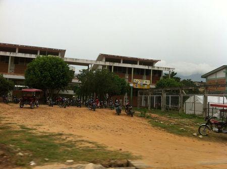 Local university in Tarapoto