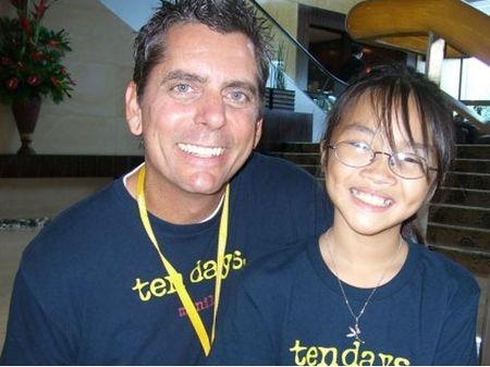 Gregg Tipton in Manila, Philippines